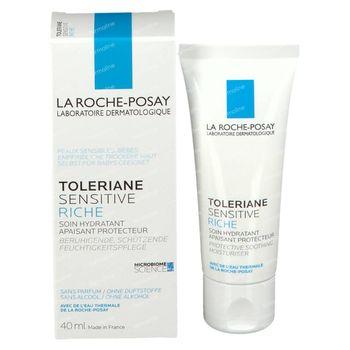 La Roche-Posay Toleriane Sensitive Crème Riche 40 ml