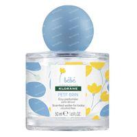 Klorane Bébé Petit Brin Eau Parfumée 50 ml