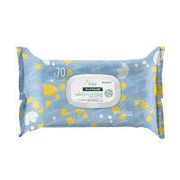Klorane Baby Sanfte Reinigungstücher 70 st