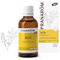Pranarôm Huile Végétale Ricin Bio 50 ml