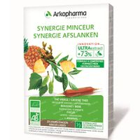 Arkofluide Synergie Minceur 20  ampoules