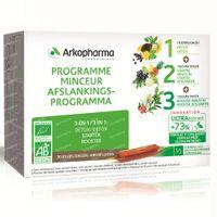 Arkofluide Afslank Programma Nieuwe Formule 30x15 ml
