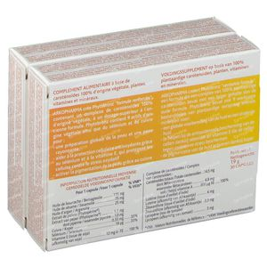 Arkopharma Phytobronz Duo 2 x 30 capsules