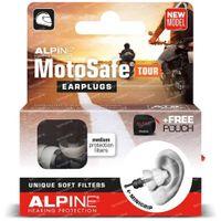 Alpine Motosafe Tour Oordoppen 1 paar oordopjes