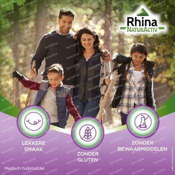 Rhina NaturActiv Hoestsiroop - Verlicht de Hoest 180 g