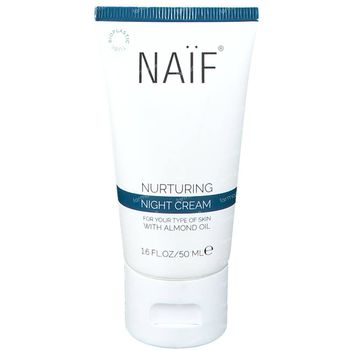 Naïf Nurturing Night Cream 50 ml