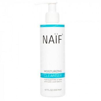 Naïf Moisturizing Cleanser 200 ml