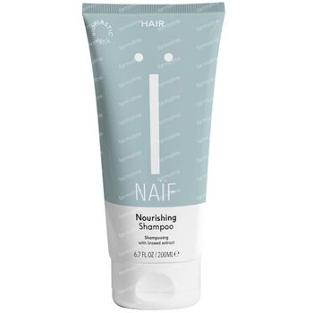 Naïf Nourishing Shampoo 200 ml
