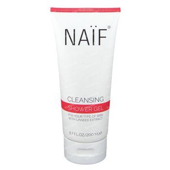 Naïf Cleansing Shower Gel 200 ml