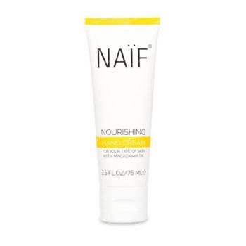 Naïf Nourishing Hand Cream 75 ml