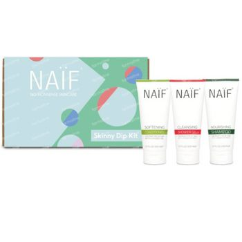 Naïf Grown Ups Gift Set Shower 1 st