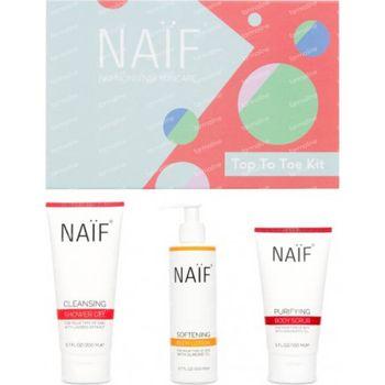 Naïf Grown Ups Gift Set Body 1 st