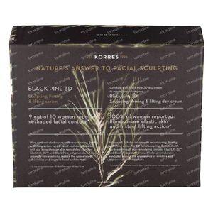 Korres Black Pine Cesta De Regalo 30+16 ml