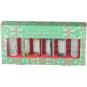 Korres Giftset Showergel Collection 6x40 ml