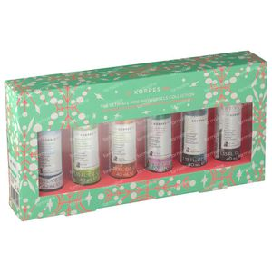 Korres Coffret cadeau Showergel Collection 6x40 ml