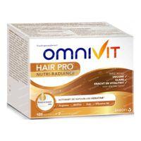 Omnivit Hair Pro Nutri Radiance - Haar Volume 120  softgels