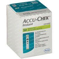 Accu-Chek Instant Teststrips 8719382171 50 st