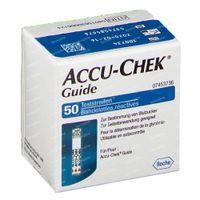 Accu-Chek Guide Teststrips 50 stuks