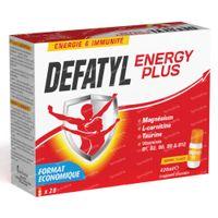 Defatyl Energy Plus à Boire 28x15 ml flacons
