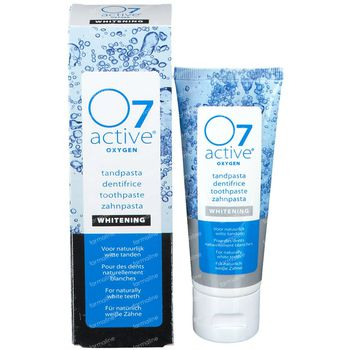 O7 Active Dentifrice Blancheur 75 ml
