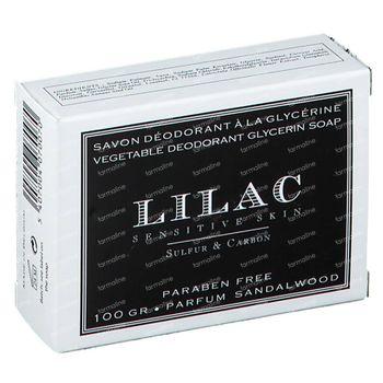 Lilac Plantaardige Zeep Deodorant Glycerine-Zwavel 100 g