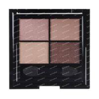 Korres KM Black Volcanic Minerals Eyeshadow Quad The Blushed Nudes 1 pièce
