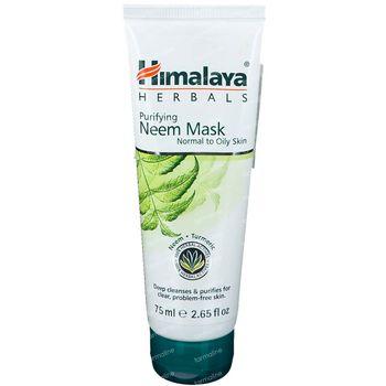 Himalaya Herbals Reinigend Neem Masker 75 ml