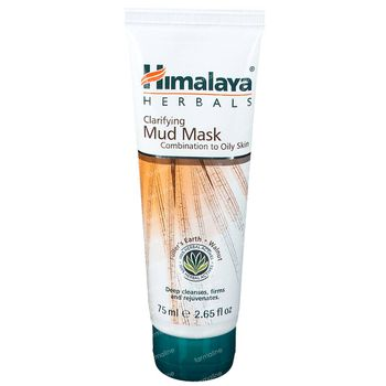 Himalaya Herbals Masque Clarifiant à base de Boue 75 ml