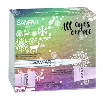 Sampar Coffret All Eyes On Me 4.8+15+15 ml
