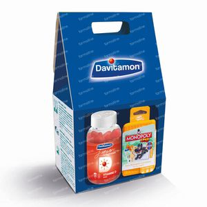 Davitamon Junior Gummies Giftbox 60 stuks
