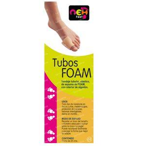 NEH Feet Foambuisje Diameter 2cm Lang 24,5cm 1 pièce