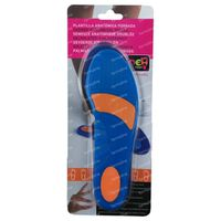 NEH Feet Semelles Orthopédiques Silicone Longues Taille 39-40 1 st
