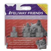 Feliway Friends Navulling Kat 3x48 st