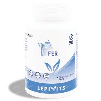 Lepivits Ijzer 90 tabletten