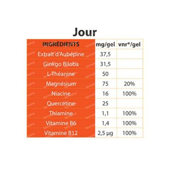Audistim Dag en Nacht 60 capsules