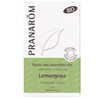 Pranarôm Aromaparels Lemongrass 60 parels