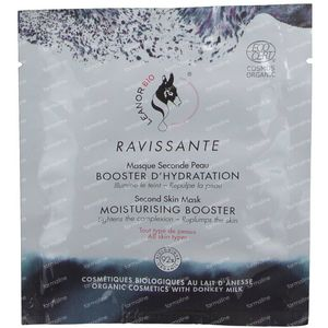LeanorBio Ravissante Second Skin Mask Moisturizing Boost with Donkey Milk 1 item