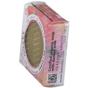 LeanorBio Soap Verbena with Donkey Milk 100 g