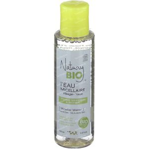 Natury Bio Micellar Water for Oily & Combined Skin 100 ml