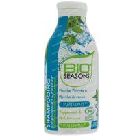 Bio Seasons Shampoo Verfrissend & Zuiverend Peppermint - Mint Arvensis 300 ml
