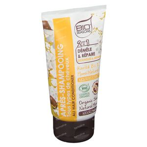 Bio Seasons All Hair Restructuring Conditioner Shea Butter - Tahiti Monoi 150 ml