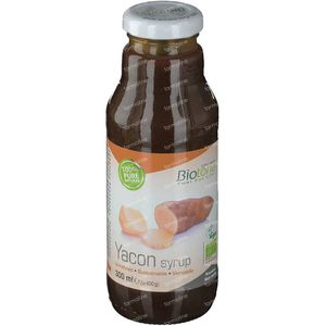 Biotona Sirop de Yacon Bio 300 ml