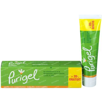 Purigel + 20% GRATIS 50+10 ml