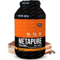QNT Metapure Zero Carb Tiramisu 2 kg