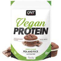 QNT Vegan Protein Chocolate Muffin 500 g