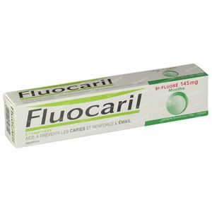 Fluocaril Toothpaste Bi-Fluoré 145 Mint 75 ml
