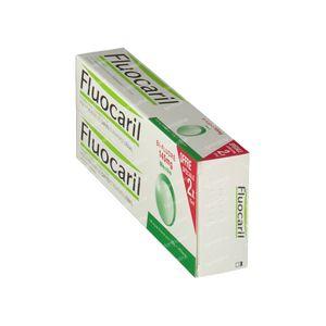 Fluocaril Toothpaste Bi-Fluoré 145 Mint Duo 2x75 ml