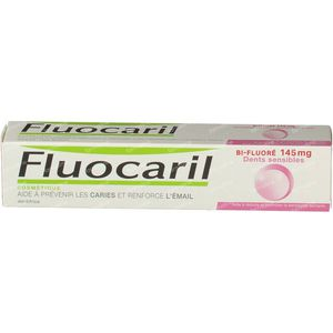 Fluocaril Dentifrice Bi-Fluoré 145 Dents Sensibles 75 ml
