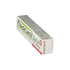 Fluocaril Tandpasta Junior Rood Fruit 75 ml