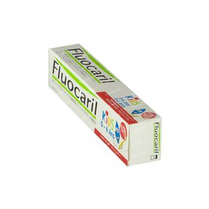 Fluocaril Zahnpasta Kids Erdbeere 50 ml